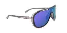Oakley - Outpace Onyx/Violet Shield Women Sunglasses - 26mm