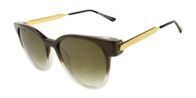 Thierry Lasry - Perfidy Brown Oval Women Sunglasses - 56mm