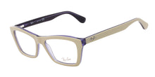 Ray Ban Rx - RX5316 Beige Rectangular Women Eyeglasses - 51mm
