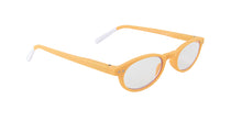 Pantone - N One + 1.50 Yellow/Clear Oval Unisex Readers - 46mm