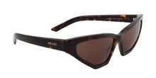 Prada - PR12V Havana/Brown Cat Eye Women Sunglasses - 57mm