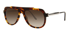 Thierry Lasry - Majesty Tortoise Rectangular Men, Women Sunglasses - 57mm