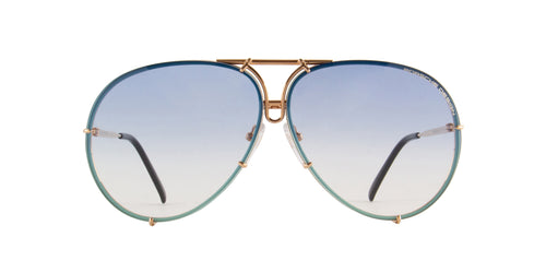 Porsche Design - P8478 copper Aviator Unisex Sunglasses - 69mm