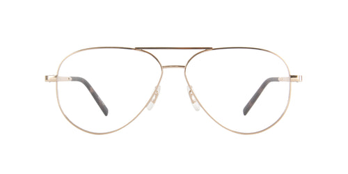 Porsche Design - P8355 gold Aviator Men Eyeglasses - 59mm