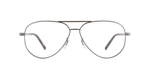 Porsche Design - P8355 grey Aviator Men Eyeglasses - 59mm