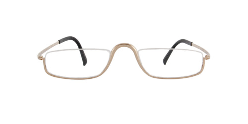 Porsche Design - P8002 light gold mat Rectangular Men Eyeglasses - 50mm
