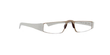 Porsche Design - P8801 +2.50 Gold White Rectangular Unisex Readers - 48mm
