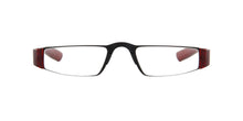 Porsche Design - P8801 +1.50 Black-Bordeaux Rectangular Unisex Readers - 48mm