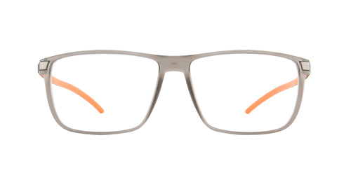 Porsche Design - P8327 grey Rectangular Men Eyeglasses - 56mm