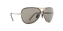 Porsche Design - P8678 gold Aviator Unisex Sunglasses - 67mm