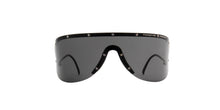 Porsche Design - P8479 Dark Grey/Grey Wrap Unisex Sunglasses - 14mm