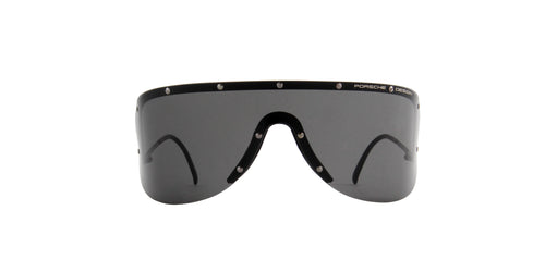 Porsche Design - P8479 darkgrey Shield Unisex Sunglasses - 14mm
