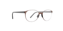 Porsche Design - P8312 brown/grey Oval Unisex Eyeglasses - 53mm