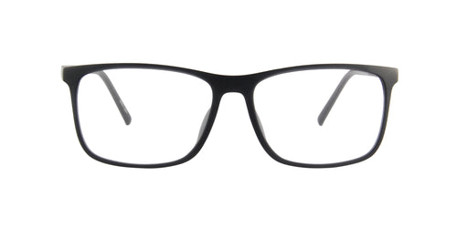Porsche Design - P8323 grey Rectangular Men Eyeglasses - 57mm