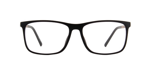 Porsche Design - P8323 brown Rectangular Men Eyeglasses - 57mm