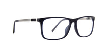 Porsche Design - P8323 Blue Rectangular Men Eyeglasses - 57mm