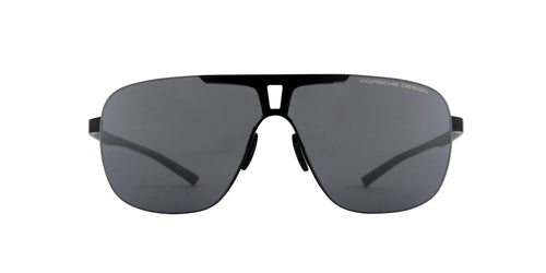 Porsche Design - P8655 black Aviator Men Sunglasses - 67mm