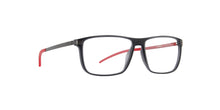 Porsche Design - P8327 dark grey Rectangular Men Eyeglasses - 56mm