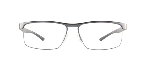 Porsche Design - P8288 blue Rectangular Men Eyeglasses - 58mm