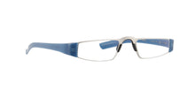 Porsche Design - P8801 +1.50 Blue Transparent Rectangular Unisex Readers - 48mm