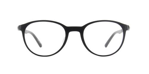 Porsche Design - P8342 black Oval Unisex Eyeglasses - 51mm