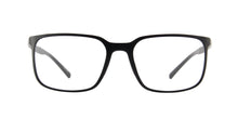 Porsche Design - P8338 black Rectangular Men Eyeglasses - 55mm