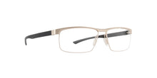 Porsche Design - P8288 light gold Rectangular Men Eyeglasses - 58mm