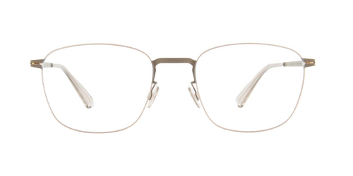 Mykita - Haru Champagne Gold/Clear Square  Eyeglasses - 51mm