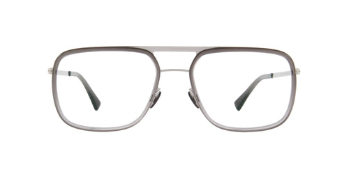 Mykita - ElGard Grey Gradient/Clear Aviator  Eyeglasses - 54mm