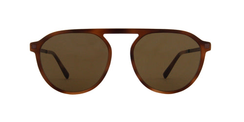 Mykita - Helgi C86 Brown/Brown Oval  Eyeglasses - 51mm