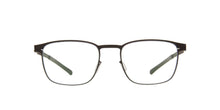 Mykita - Yotam Black Rectangle Unisex Eyeglasses - 51mm
