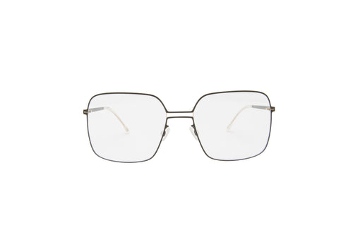 Mykita - Velma Champagne Gold/Clear Butterfly Women Eyeglasses - 54mm