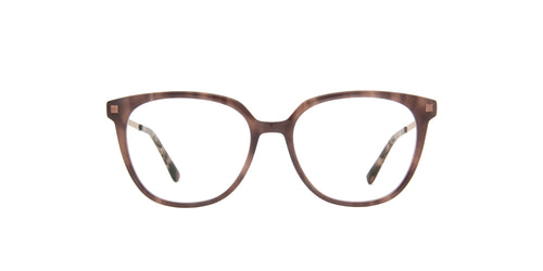 Mykita - Milla C87-Bora Bora/Purple/Clear Square Unisex Eyeglasses - 51mm