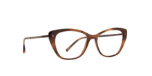Mykita - Ygritte C86-Zanzibar/Mocca/Clear Cat Eye Unisex Eyeglasses - 49mm