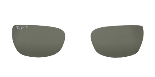 Ray-Ban RB4148 601 Replacement Crystal Green Lenses