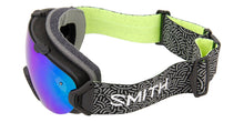 Smith I/OS Black New Wave / ChromaPop Sun / ChromaPop Storm Lens Goggles