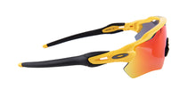Oakley Radar Ev Path Yellow / Purple Lens Mirror Sunglasses