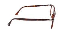 Persol - PO3213-V Havana Rectangular Women Eyeglasses - 53mm