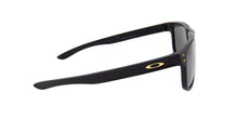 Oakley Holbrook Black / Black Lens Mirror Polarized Sunglasses