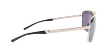 Porsche Design P8658 Gold / Blue Lens Sunglasses