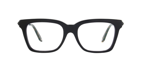 Victoria Beckham - VBOPT205 Black Square Women Eyeglasses - 51mm