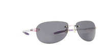 Visualites - VisuaLites6 +1.50 Clear/Gray Rimless Women Eyeglasses - 62mm