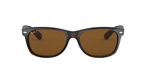 Ray Ban - RB2132 Tortoise Wayfarer Unisex Sunglasses - 55mm
