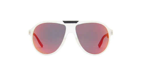 Technomarine - Gran Reef Clear Aviator Unisex Sunglasses - 62mm