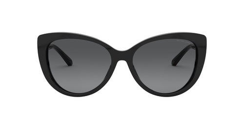 Michael Kors - MK2092F Black Cat Eye Women Sunglasses - 56mm