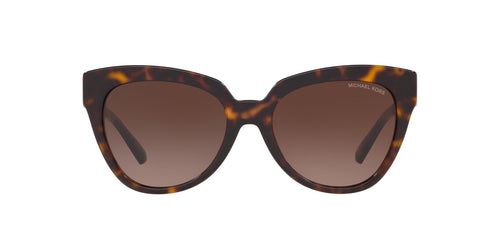 Michael Kors - MK2090 Dk Tort Cat Eye Women Sunglasses - 55mm