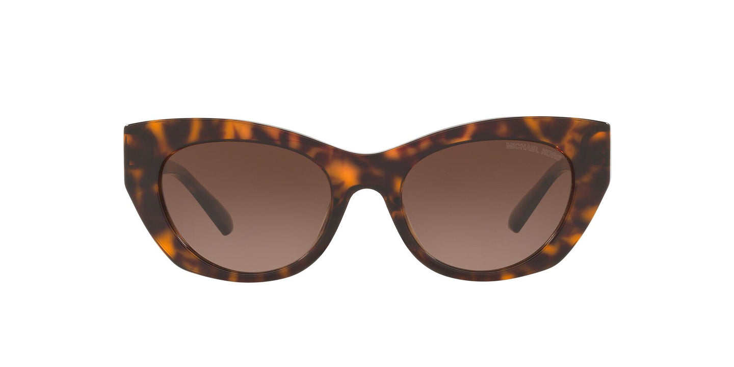 Michael Kors - MK2091 Dk Tort Cat Eye Women Sunglasses - 51mm
