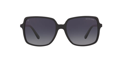 Michael Kors - MK2098U Black Square Women Sunglasses - 56mm