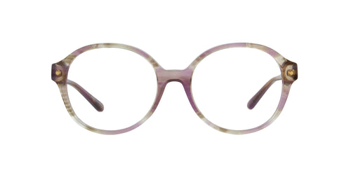 Michael Kors Kat Purple / Clear Lens Eyeglasses