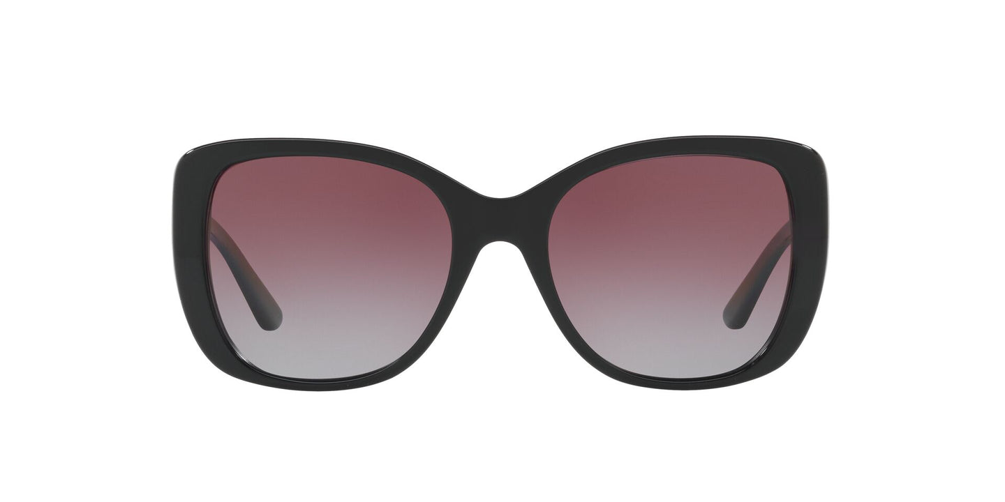 Tory Burch - TY7114 Black Rectangle Women Sunglasses - 53mm